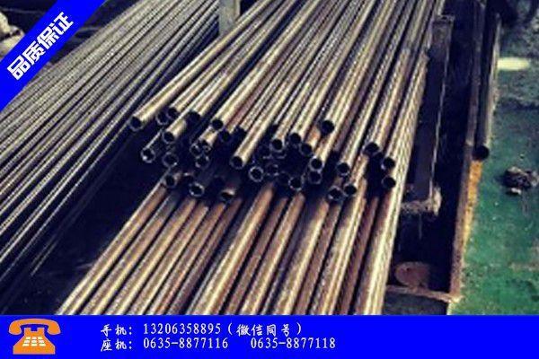 丽江市27simn精密钢管企业的发展状况以及未来发展趋势