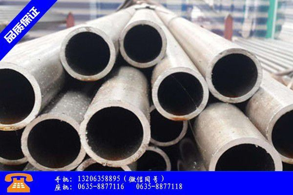 九江常用钢管规格合理使用守则