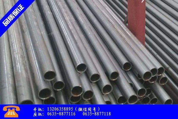 普洱市碳钢钢管的运输和储存方法