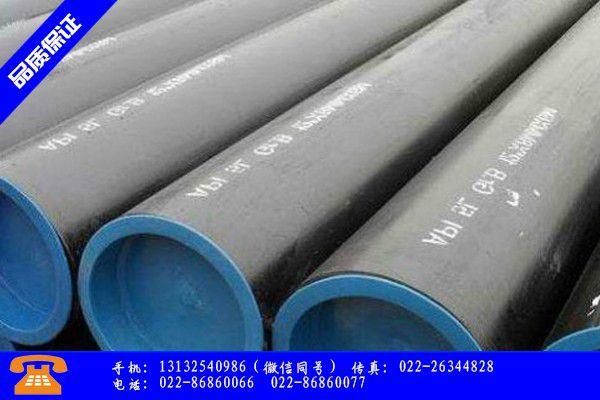 临夏回族273x8无缝钢管全面品质保证