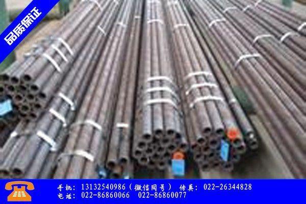 黔南布依族苗族无缝钢管常用规格企业减产提振供需形势有望改善