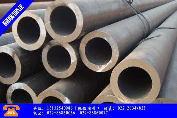 青州市6mm钢管选用时要考虑的几点因素