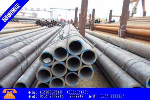 阿拉山口市nd钢钢管价格上涨望而却步短期将以调整为主