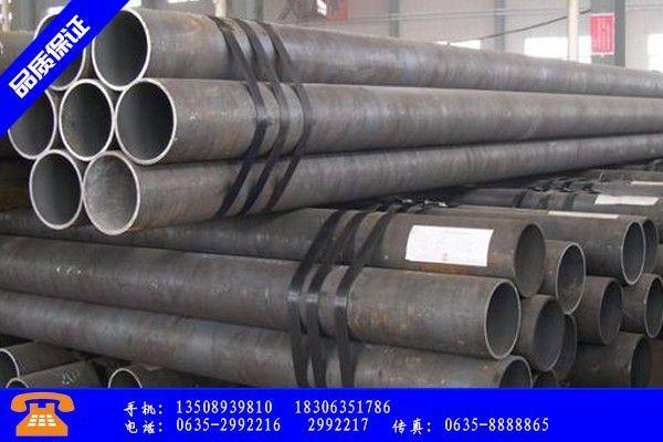 石家庄灵寿县钢管价格价格走势将如何运行下去