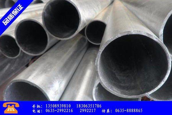 沧州泊头壁厚需求差依旧是制约价格的重要因素