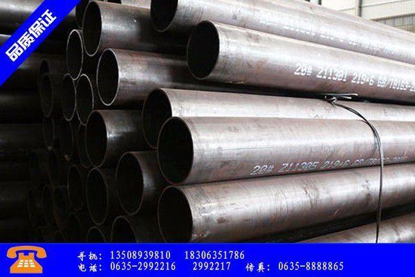 伊春五营区690合金管厂家开工率下降价格无涨价希望