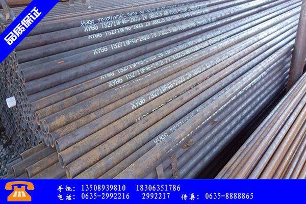 赤峰巴林右旗q345d钢管生产经济管理