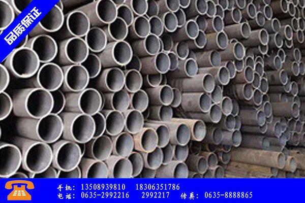南通崇川区65的无缝钢管产品的选择常识