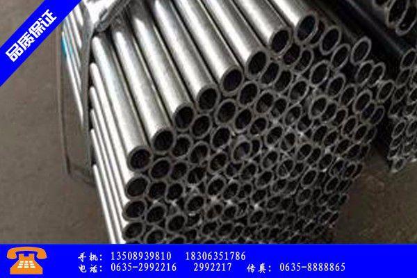 中山市20mn2圆钢管产品性能发挥与失效