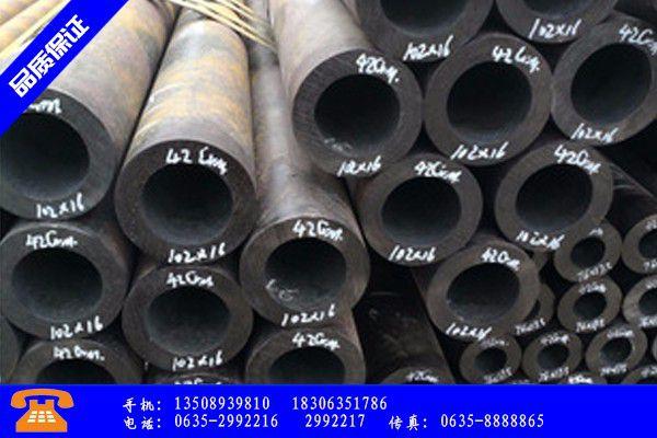 绵竹市无缝不锈钢管产品问题的原理和解决