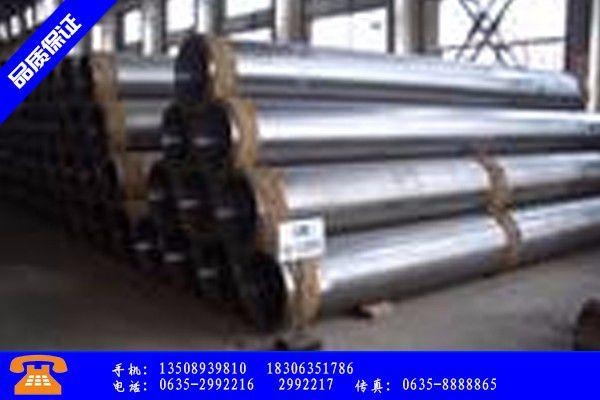 金昌金川区焊接钢管dn200战略机遇