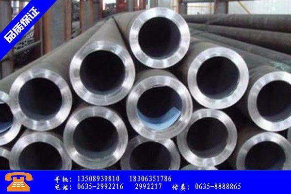香港合金钢管配件下半年市场走势将有好转