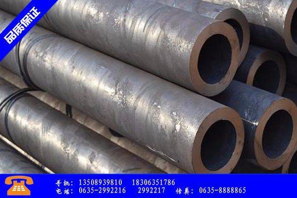 寿光市35无缝钢管在水工业中的作用