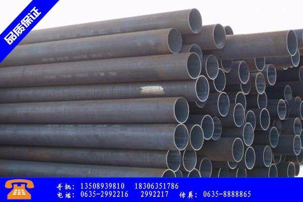 安庆市无缝钢管生产企业的缓冲现象