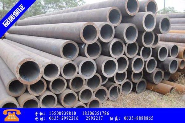 忻州定襄县10号钢管市场采购接近尾声价格弱势盘整
