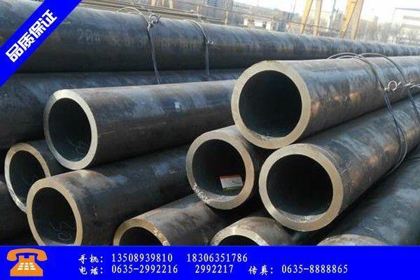 孝感市30crmo钢管一季度五大事件影响了行业的发展
