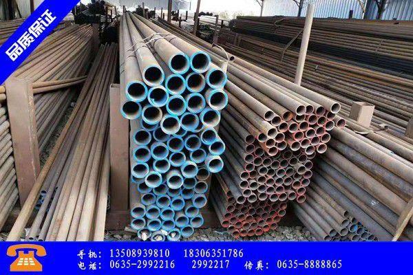南宁武鸣县20crmo无缝钢管新环保法对企业是更大挑战