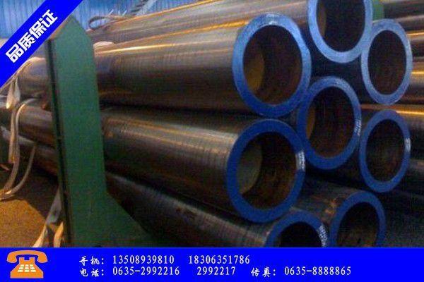 泰州16mn无缝合金钢管厂家产量增加 价格先抑后扬