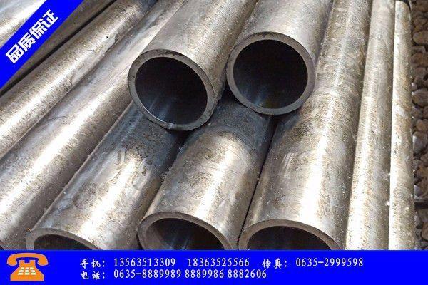 汕尾海丰县40cr精密无缝钢管持续下跌市场看空心态依旧