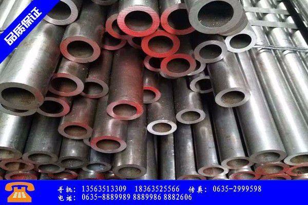 南平无缝钢管管的主要切割规范有哪些