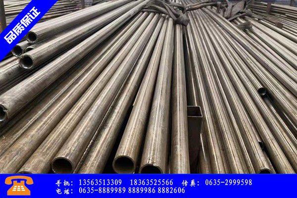 乌兰察布丰镇210无缝钢管市场规模快速增长