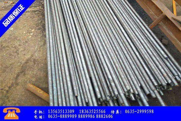 吉首市40钢管价格震荡下行专业市场淡季反弹难
