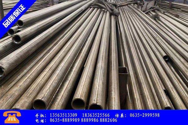 阿坝藏族羌族自治州45crmo无缝钢管季节和国际因素影响价格拉涨受限