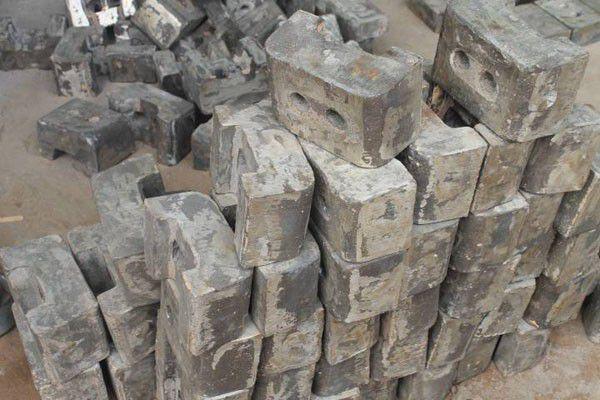 呼和浩特回民区双金属复合耐磨锤头配送服务|呼和浩特回民区双金属复合锤头