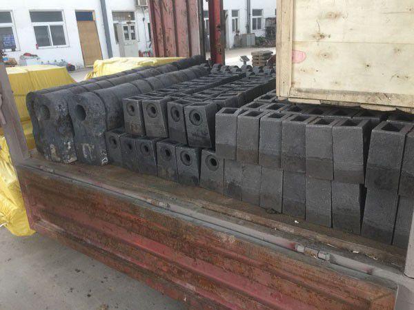 张家口桥东区高铬合金锤头厂家专业生产