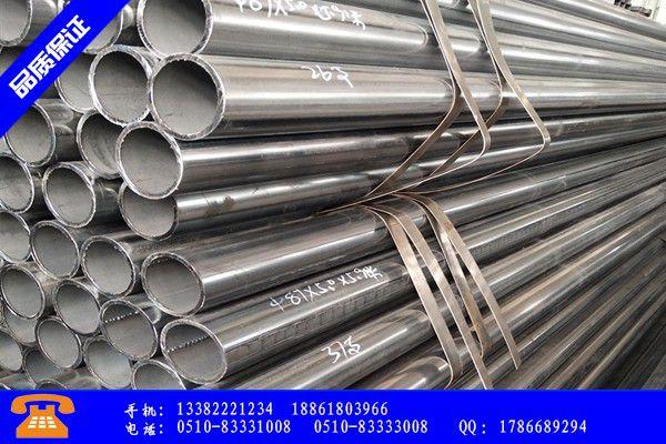 天津东丽区焊管经销处市场风高浪急