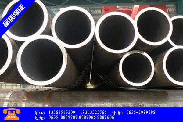 建湖县合金钢管配件今年1实现盈利厂占比达八成