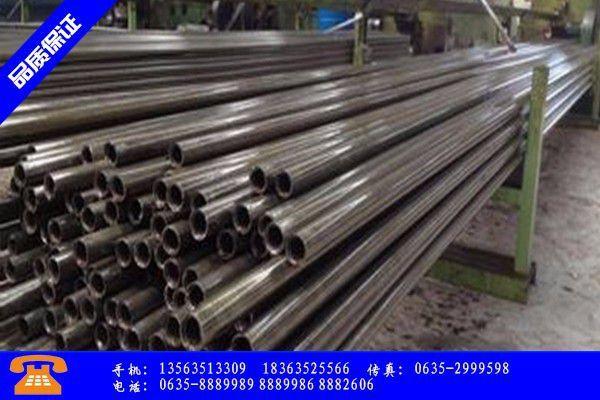 长治武乡县无缝钢管走势具有更加的耐高温或者耐腐蚀性能