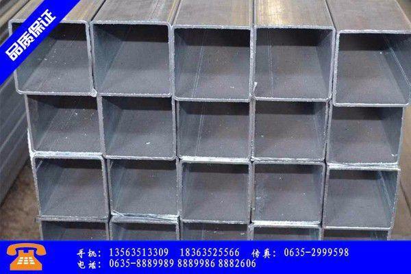 漳州市316不锈钢无缝方管产品分类相关知识