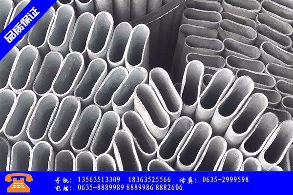 滁州外圆内方钢管加工设备的合理设计要求