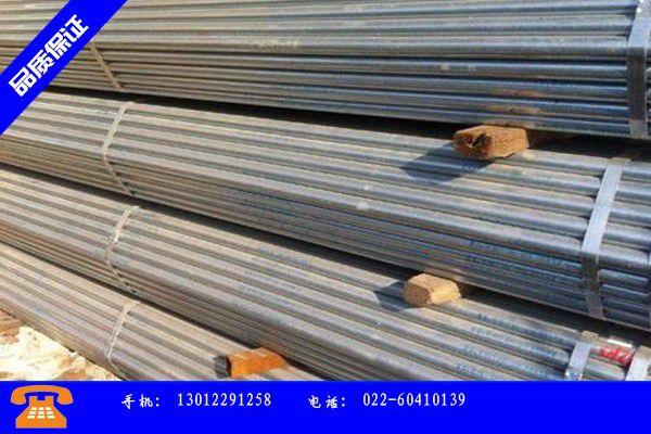 热镀锌圆管生产