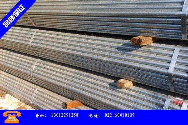 五指山镀锌管生产商品质管理