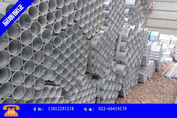 鍍鋅管生產