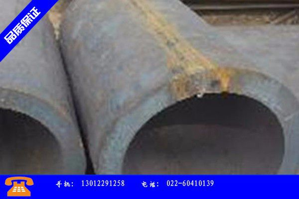 阜阳600焊接钢管产销价格及形势