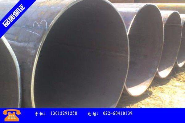 聊城高频螺旋钢管价格跌至成本线