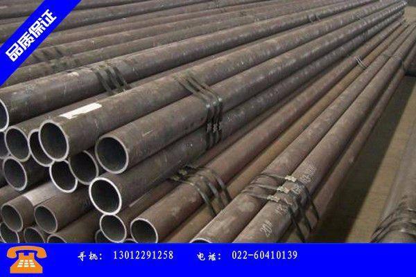 惠安县大口径焊管的性能测试