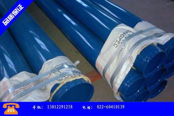 赤峰巴林右旗涂塑穿线钢管行业跟随技术发展趋势