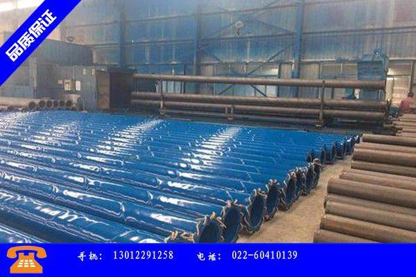 巴彦淖尔磴口县热浸塑钢管与涂塑钢管行业分