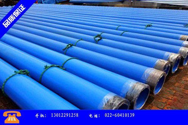 运城内外衬塑钢管价格市场价格欢迎您