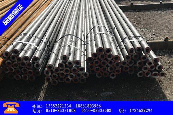 云浮郁南县347无缝钢管产业市场发展将趋