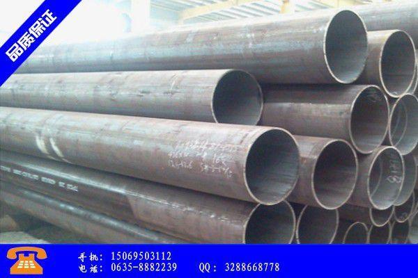 晋城泽州县大口径厚壁螺旋钢管的脆性和韧性之间的关系