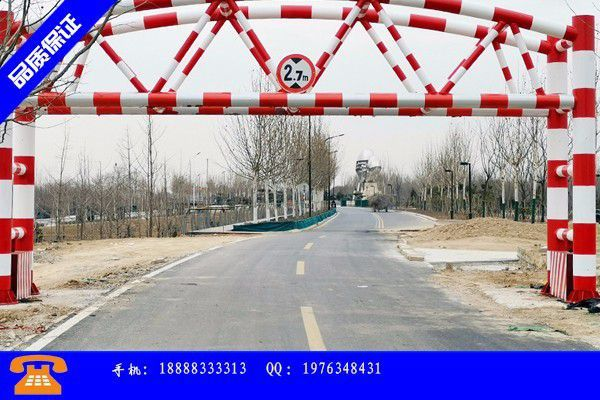 重庆巫溪县杆式升降柱发展大跨步或成小碎步