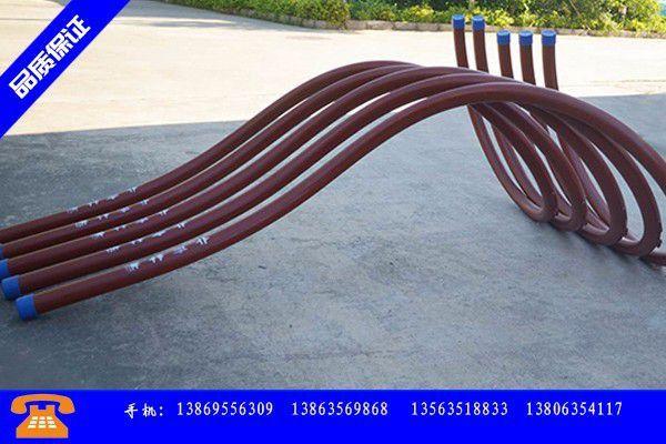 黄南藏族耐磨吐丝管价格下跌需求端采购依然寥寥