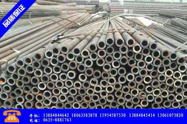 临沧凤庆县q345b无缝钢管品质提升