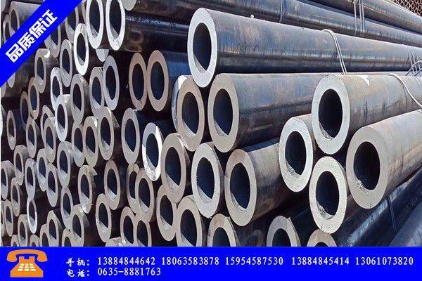黄石阳新县700无缝钢管价格上涨贸易商操作谨慎