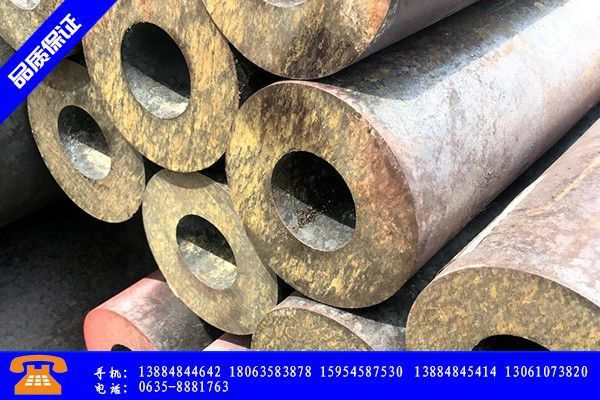 邯郸市小口径热轧厚壁钢管本周市场价格下调需求不见好转